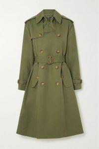 Solid & Striped - + Re/done The Patch Embellished Denim Jacket - Light denim