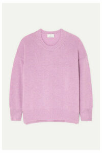 Allude - Cashmere Sweater - Purple
