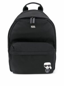 Karl Lagerfeld Ikonik backpack - Black
