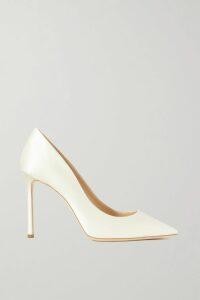 MICHAEL Michael Kors - Silk-crepe Shirt - Plum