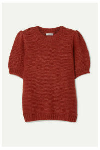 Anine Bing - Nicolette Knitted Sweater - Claret