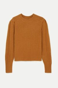 Isabel Marant - Colroy Cashmere Sweater - Camel
