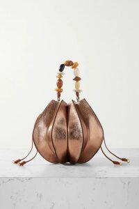 Prada - Hooded Quilted Nylon Down Coat - Black
