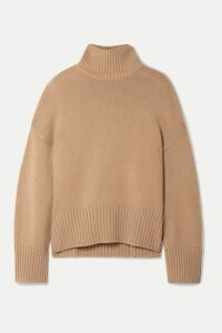 Loro Piana - Cashmere Turtleneck Sweater - Tan