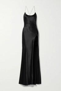 Ksubi - + Kendall Jenner Hi N Wasted Skinny Jeans - Black