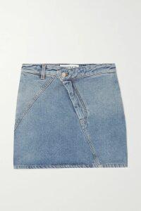 J Brand - +elsa Hosk Saturday High-rise Skinny Jeans - Black