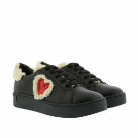 Love Moschino Sneakers - Sneaker Heart Nero - black - Sneakers for ladies