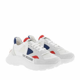 Love Moschino Sneakers - Running Sneaker Multicolor - white - Sneakers for ladies