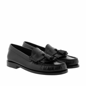 Celine Ballerinas - Luco Loafer Polished Calfskin Nero - black - Ballerinas for ladies