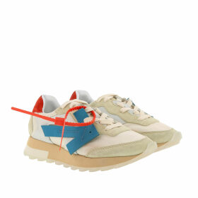 Off-White Sneakers - Hg Runner White Blue - colorful - Sneakers for ladies