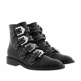 Givenchy Boots & Booties - Elegant Studs Ankle Boots Leather Black - black - Boots & Booties for ladies