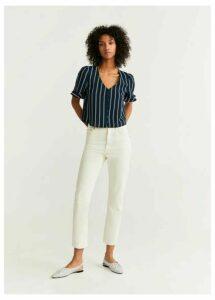 Buttons stripes shirt