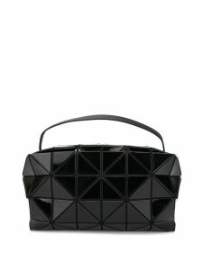 Bao Bao Issey Miyake geometric top-handle bag - Black