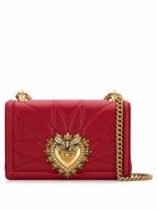 Dolce & Gabbana medium Devotion crossbody bag - Red
