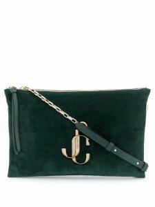 Jimmy Choo Varenne shoulder bag - Green