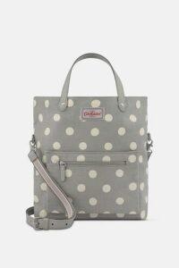 Button Spot Reversible Cross Body Bag