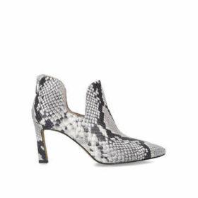 Vince Camuto Randin - Snake Print Stiletto Heel Ankle Boots