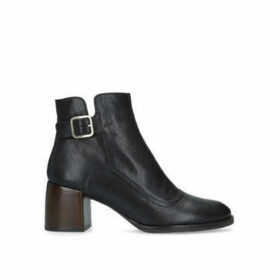 Chie Mihara Or-omayo35 - Black Block Heel Ankle Boot