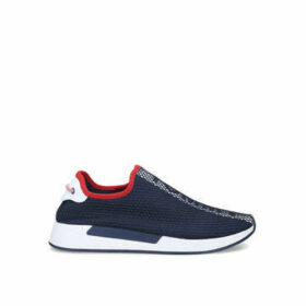Tommy Hilfiger Tj Mesh Sock Lo - Navy Slip On Trainers