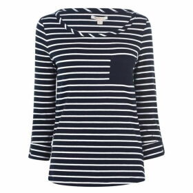 Barbour International Newquay Long Sleeve T Shirt