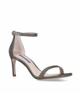 Glitter Nunakedstraight Sandals 80