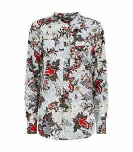 Rusak Floral Print Shirt