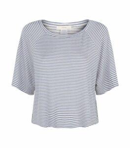 Sadie Stripe Pyjama Top