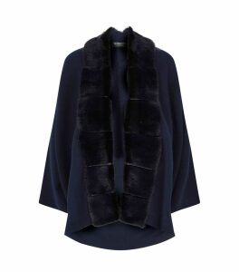 Mink Placket Cardigan