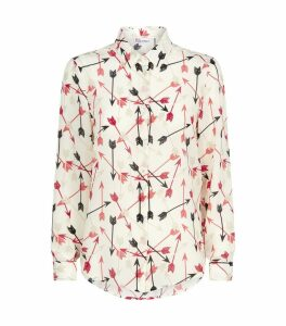 Silk Arrow Shirt