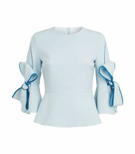 Kemi Bow Sleeve Top