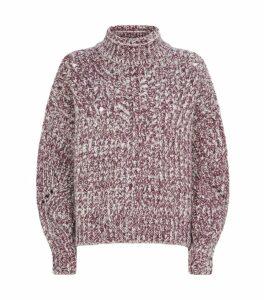 Jarren Chunky Knit Sweater