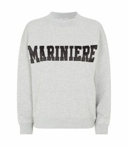 Mariniere Embroidered Sweatshirt