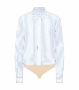 Stripe Bodysuit Shirt