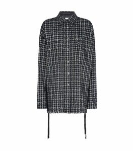 Tweed Overshirt