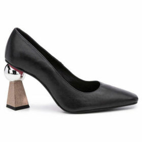 Cuplé  -  women's Court Shoes in Black
