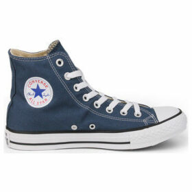 Converse  All Star Hi Navy  women's Shoes (High-top Trainers) in Blue