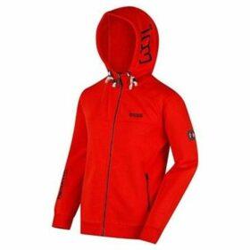 Regatta  Mens Dinnsmore Cotton Drawback Hoodie  women's Fleece jacket in Multicolour