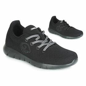 Giesswein  MERINO RUNNERS  women's Shoes (Trainers) in Black