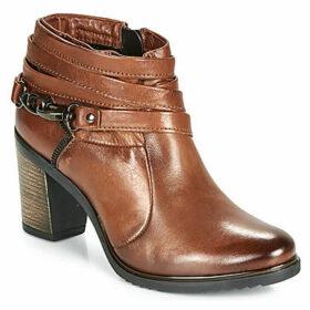 Dream in Green  HANFINE  women's Low Boots in Brown