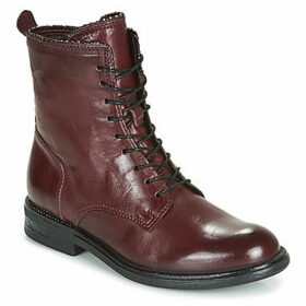 Mjus  PAL LACE  women's Mid Boots in Red
