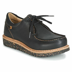 El Naturalista  PIZARRA  women's Casual Shoes in Black