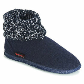 Giesswein  KELBERG  women's Slippers in Blue