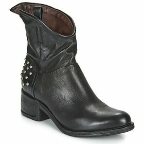 Airstep / A.S.98  OPEA STUDS  women's Mid Boots in Black