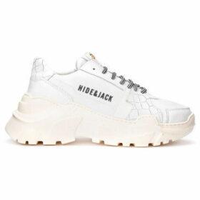 Hide jack  Sneaker Speedbump in pelle bianca  women's Shoes (Trainers) in White
