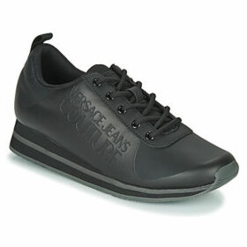 Versace Jeans Couture  EOVUBSA5  women's Shoes (Trainers) in Black