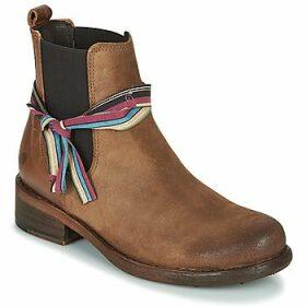 Felmini  MOLDA  women's Mid Boots in Brown