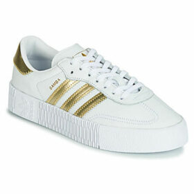 adidas  SAMBAROSE W  women's Shoes (Trainers) in White