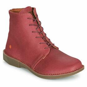 Art  BERGEN  women's Mid Boots in Red