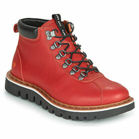 Art  TORONTO  women's Mid Boots in Red