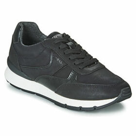 Esprit  BLANCHET LU  women's Shoes (Trainers) in Black
